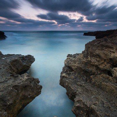 חוף דור - צילום: תומר רצאבי