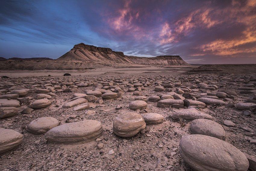 הר צין - צילום: תומר רצאבי