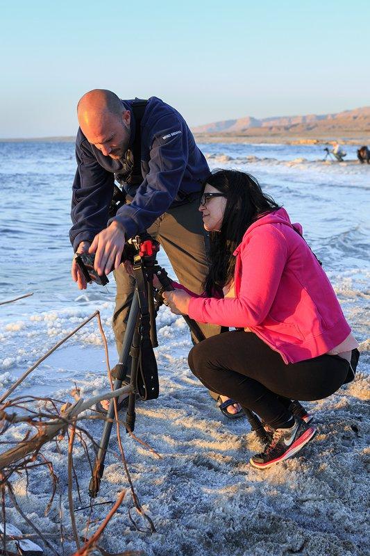 סדנת צילום ים המלח וחווארי מצדה - צילום תומר רצאבי