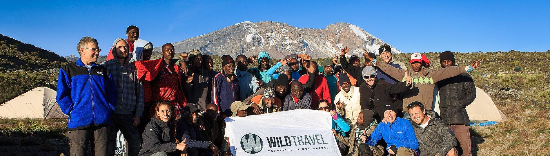 קילימנג'רו - Wild Travel