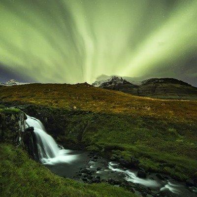 זוהר צפוני איסלנד, צילום: תומר רצאבי, Wild Travel