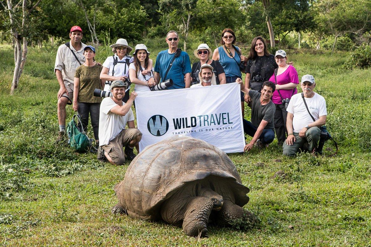 אקוודור - Wild Travel