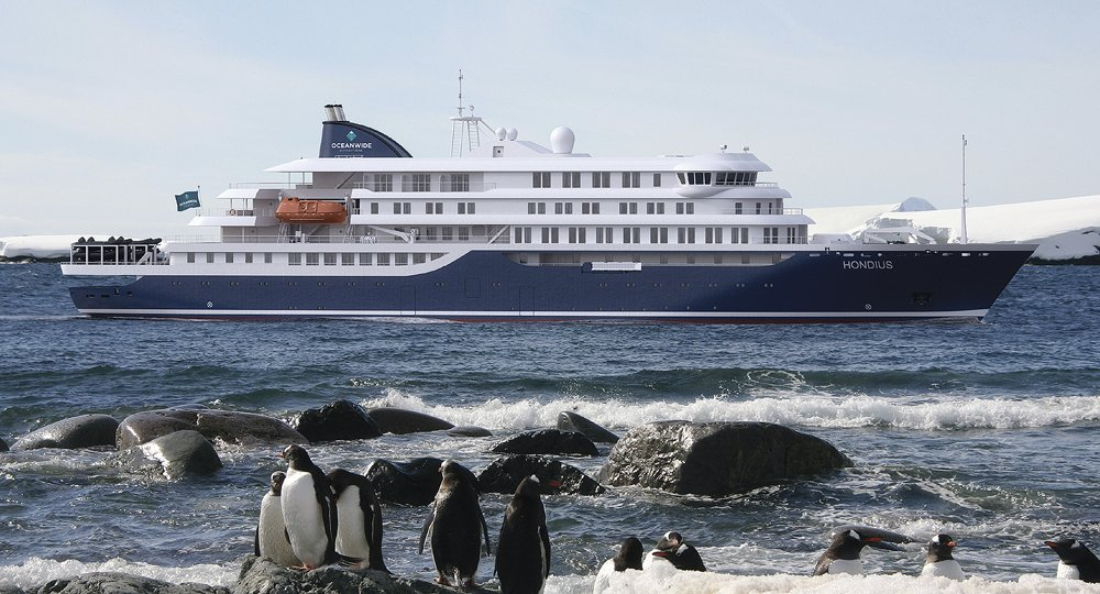 Mv Hondius - Wild Travel