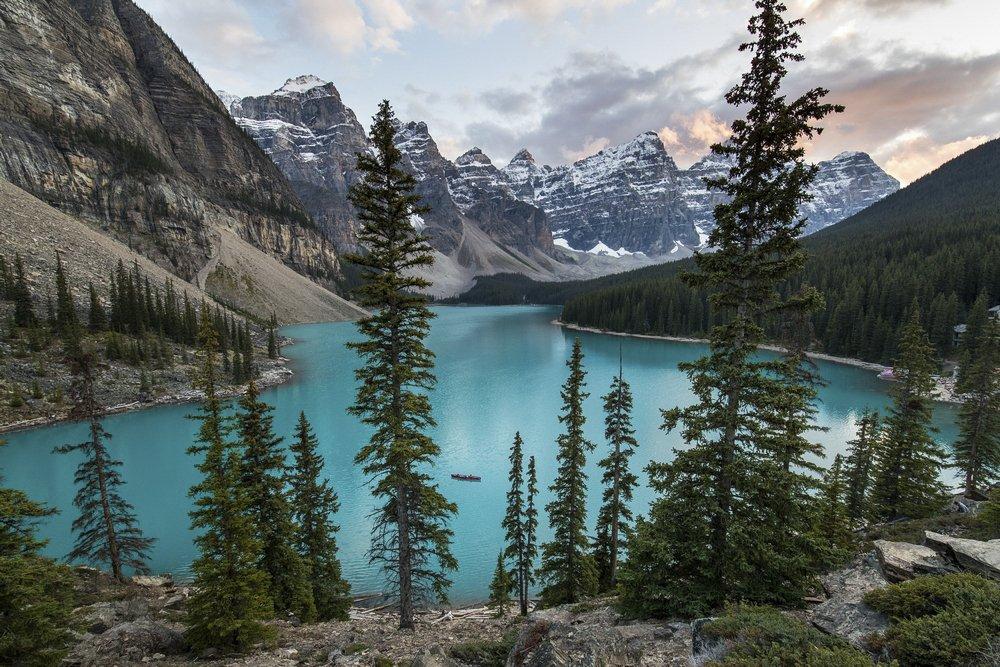 הרי הרוקי, קנדה - Wild Travel