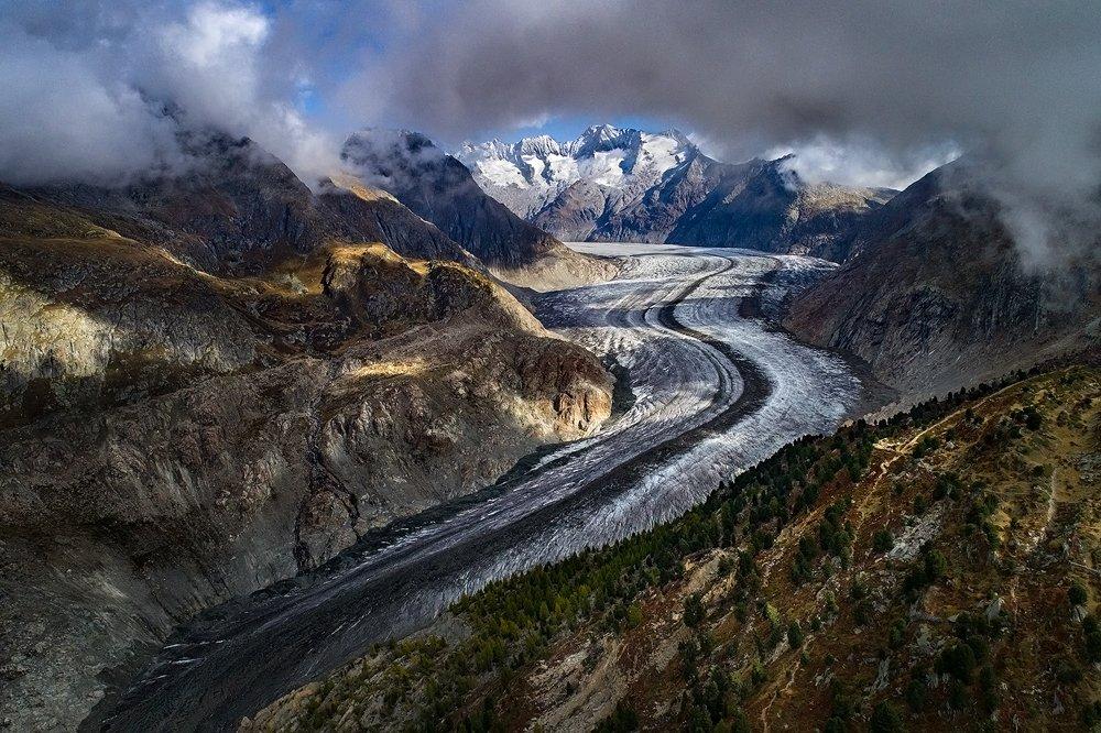 צילום נוף עם רחפן - Wild Travel