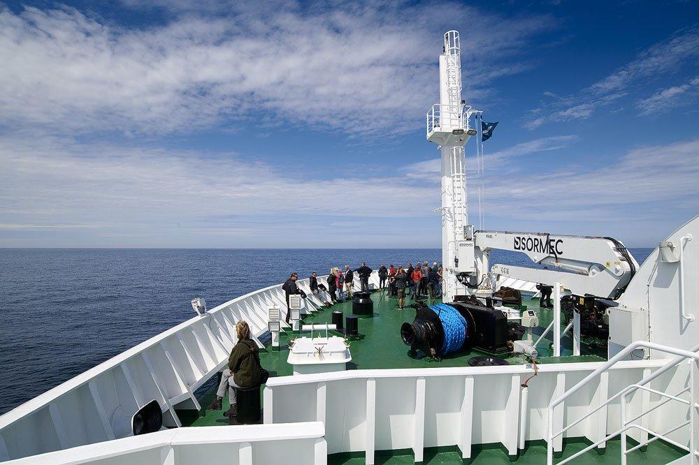 M/V Hondius - הפלגה לשפיצברגן Wild Travel
