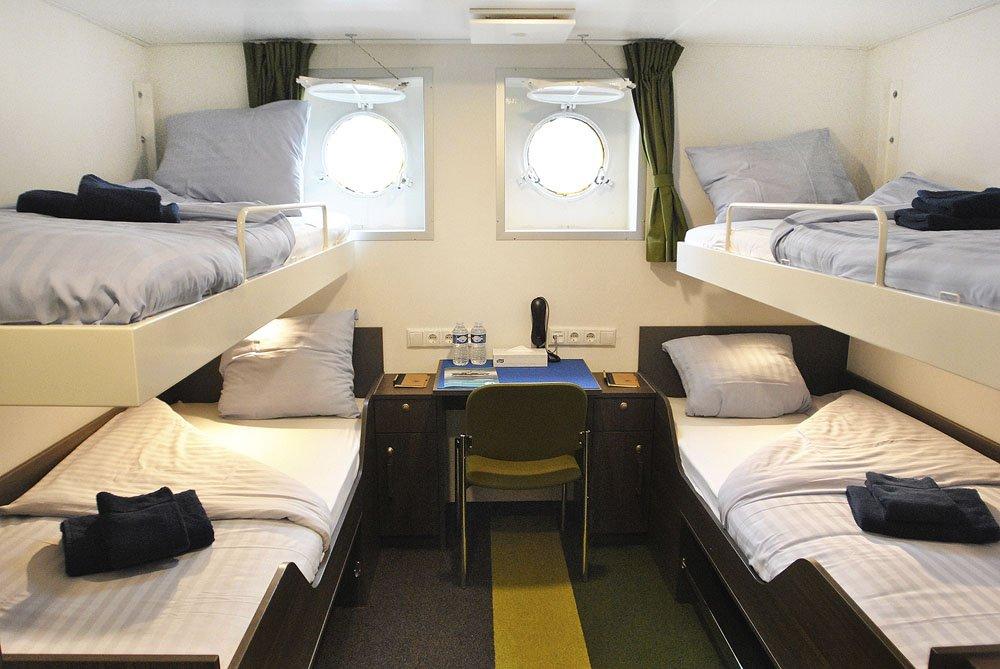 M/V Ortelius- הפלגה לשפיצברגן Wild Travel