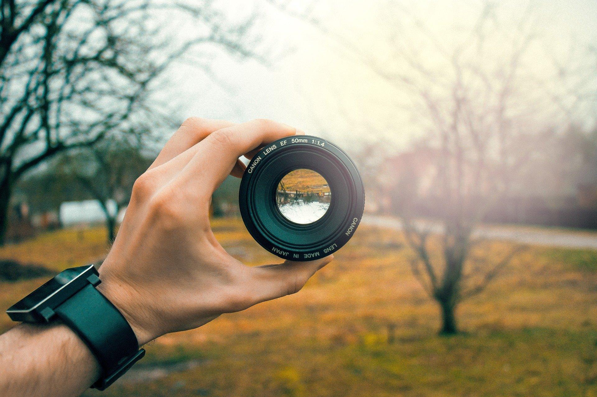 טיפים לצילום למתחילים - מה זה צמצם