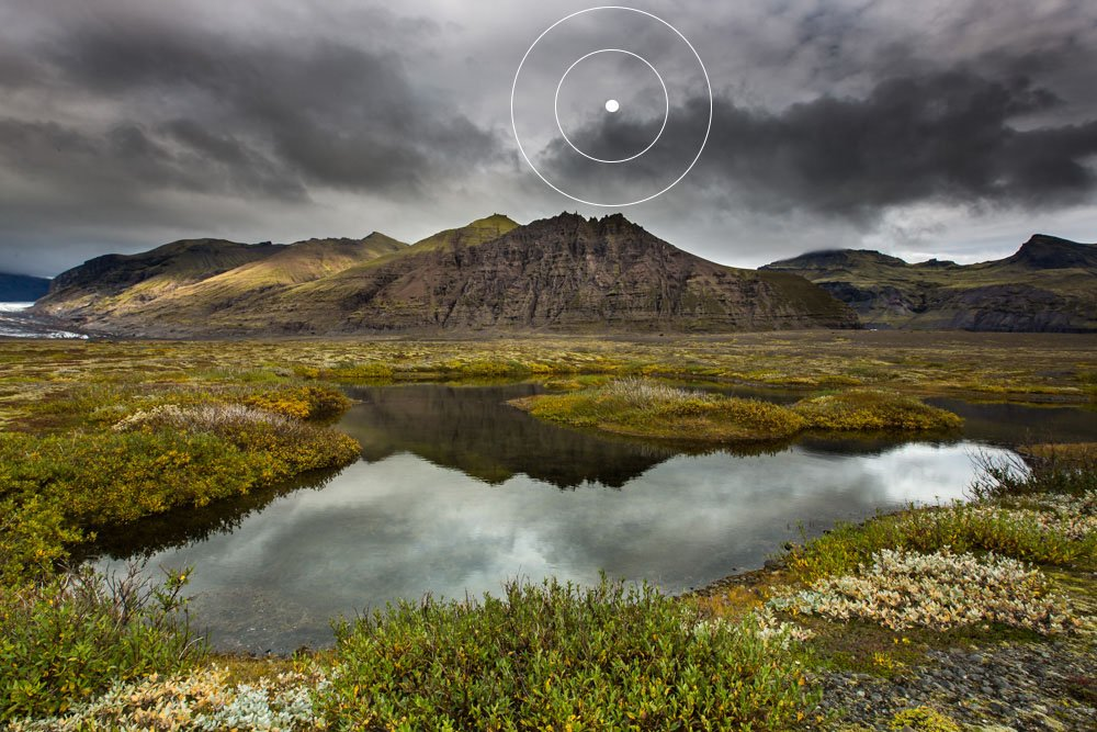 עריכת תמונות ב Lightroon - מברשת עריכה | Wild Travel