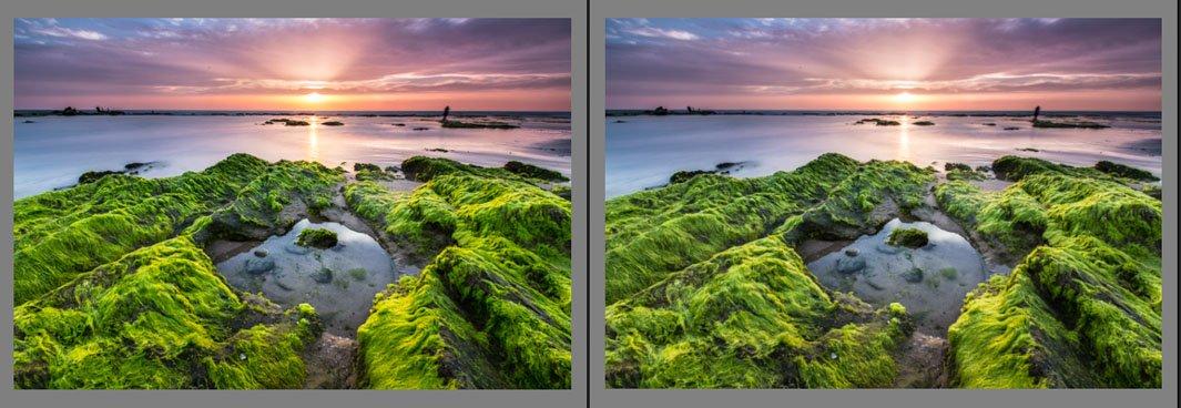 עריכת תמונות ב Lightroon - רווית צבע/סטורציה | Wild Travel