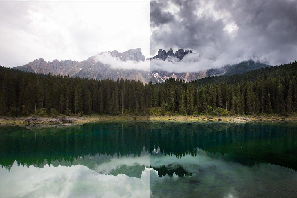 עריכת תמונה בלייטרום - Wild Travel
