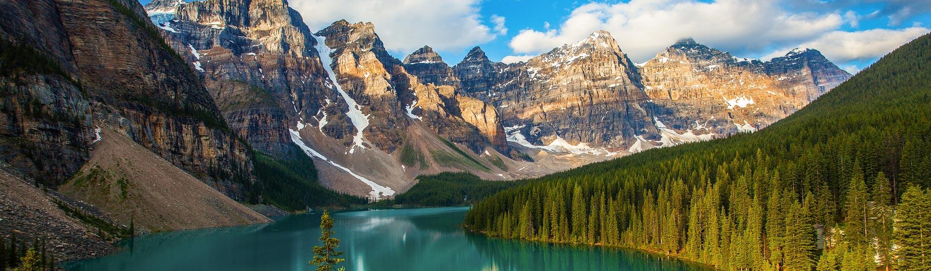 קנדה - הרי הרוקי וקולומביה הבריטית | Wild Travel