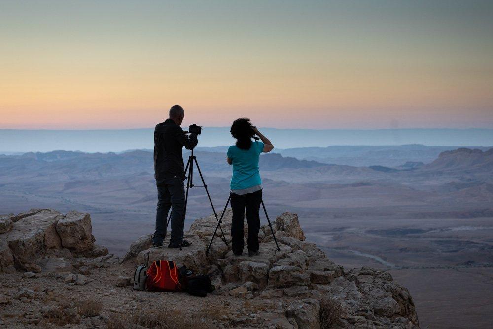 סדנת צילום מכתש רמון - Wild Travel