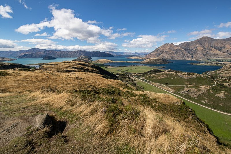 Wild Travel - אגם וואנקה, ניו זילנד