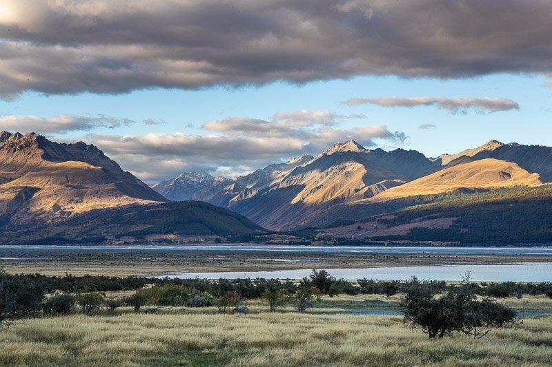 Wild Travel - שמורת הר קוק בניו זילנד