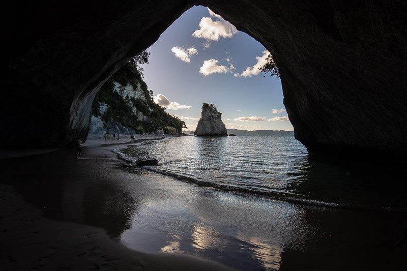 Wild Travel - קטדרל קוב, האי הצפוני, ניו זילנד