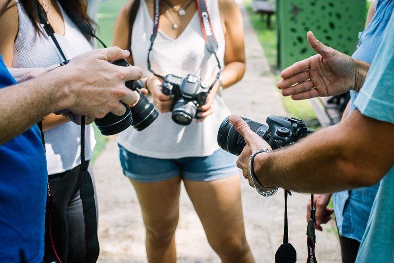 קורס צילום למתחילים - יסודות הצילום - Wild Travel