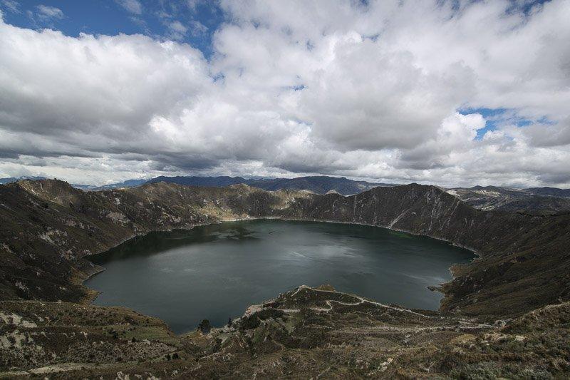 לגונה קילוטואה ליד הר הגעש קוטופקסי - Wild Travel