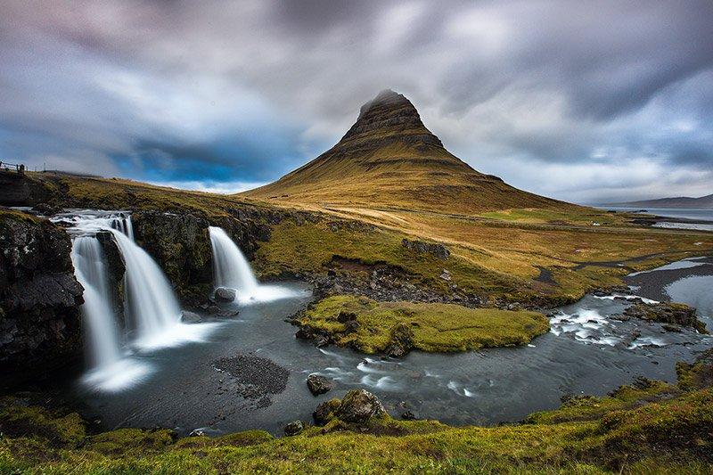 הר הכנסיה שבחצי האי סניפלסנס במערב איסלנד - Wild Travel