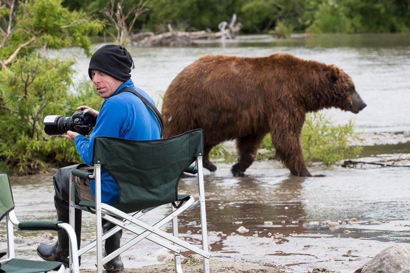 מצלמים דובים באגם קוריל, קמצ'טקה - Wild Travel