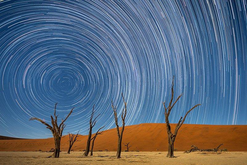 שבילי כוכבים בדדוולי, סוסוסוולי נמיביה - Wild Travel