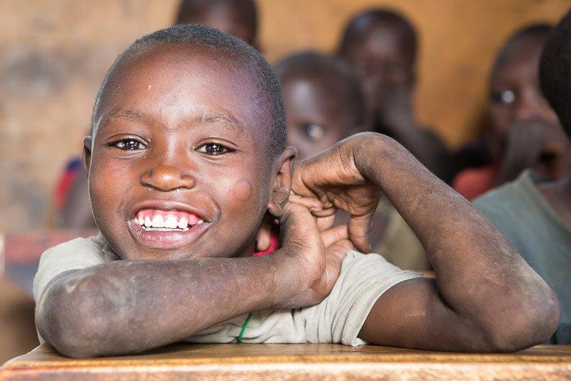 ילד משבט המסאי בטנזניה - Wild Travel