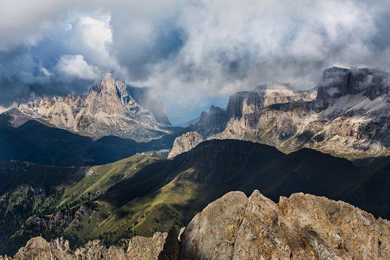 רכס המרמולדה, דולומיטים איטליה - Wild Travel