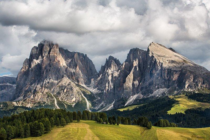 אלפ דה סיוסי, דולומיטים איטליה - Wild Travel