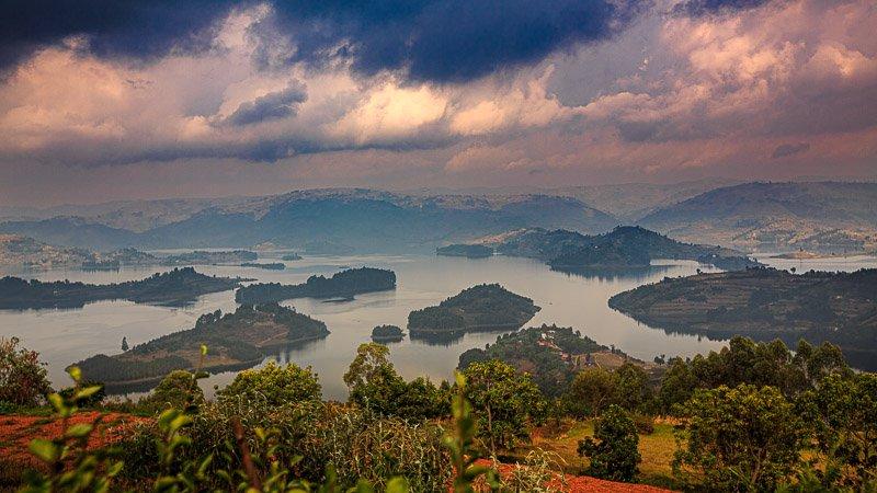 אגם בוניוני, דרום אוגנדה - Wild Travel