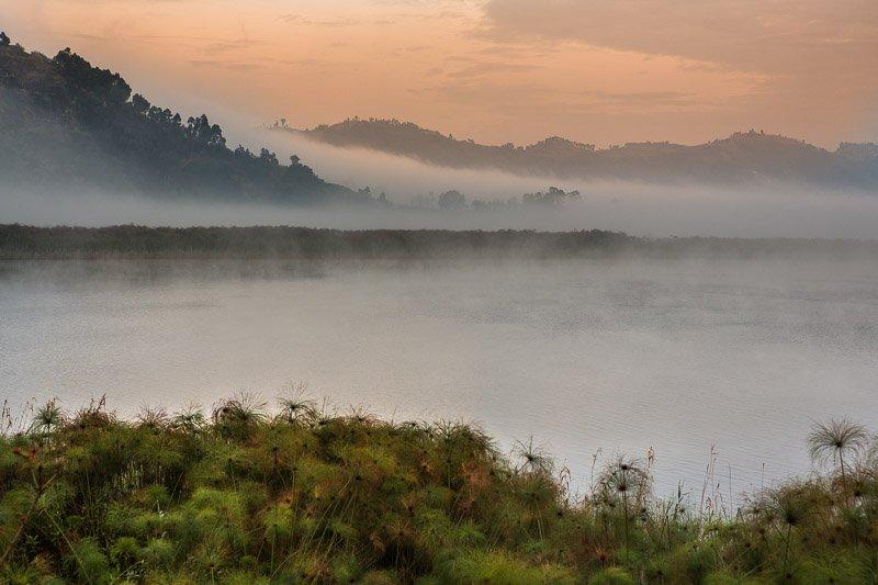 אגם מוטנדה, דרום אוגנדה - Wild Travel