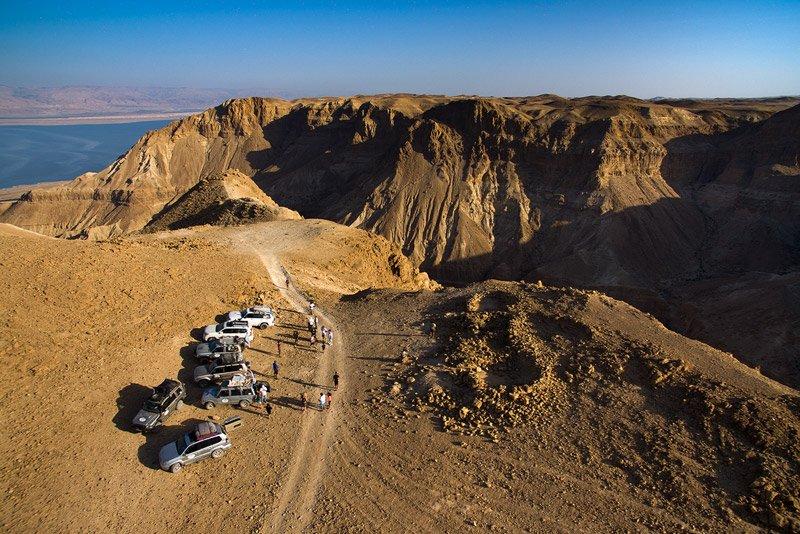 סדנת צילום עם ג'יפים במדבר יהודה - Wild Travel | צילום: יניב טל
