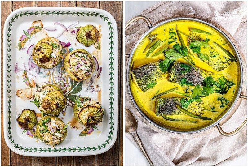 קורס צילום אוכל, תהליך הבישול - צילום: אייל גרניט' סטיילינג: פאולין שובל - Wild Travel