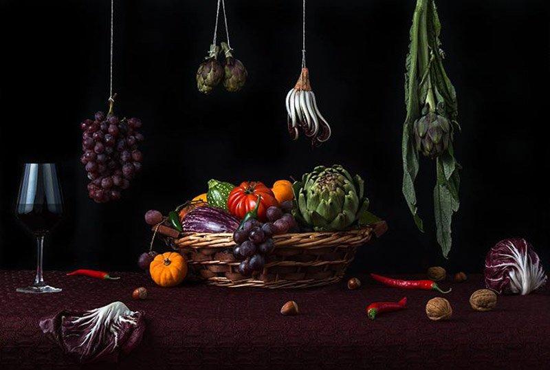 קורס צילום אוכל, טבע דומם - צילום: אייל גרניט - Wild Travel