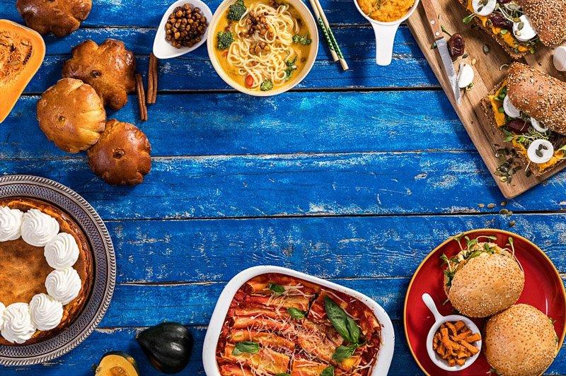 קורס צילום אוכל - צילום: אייל גרניט' סטיילינג: פאולין שובל - Wild Travel