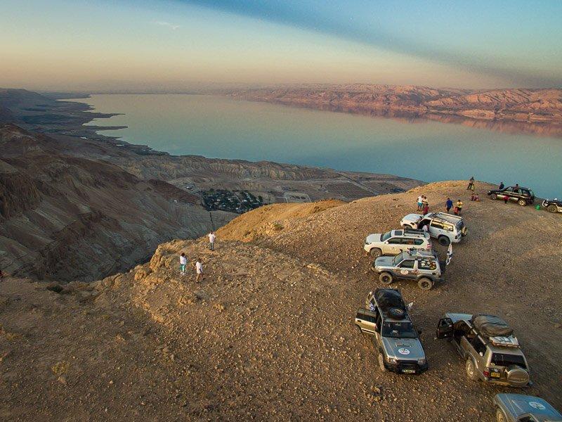 טיול ג'יפים משולב סדנת צילום במדבר יהודה - Wild Travel