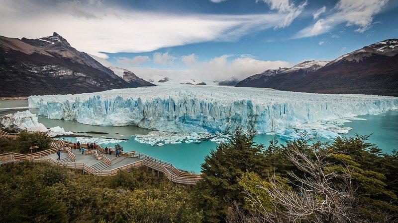 פריטו מורנו, הקרחון המתנפץ - פטגוניה, ארגנטינה - Wild Travel