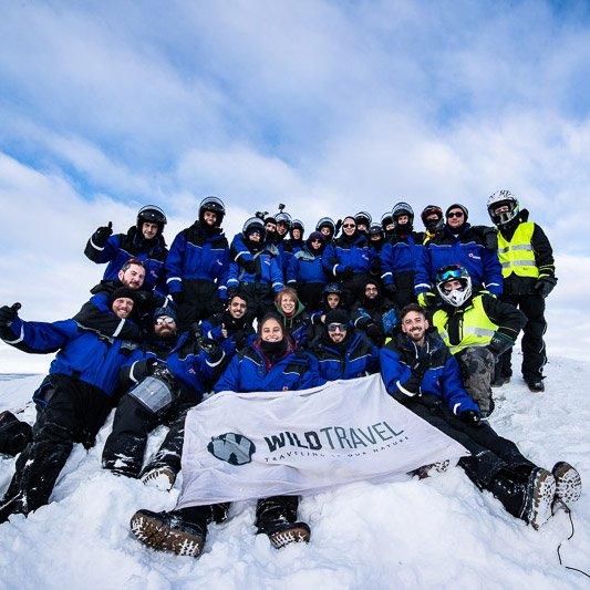 קבוצת לפלנד אקסטרים - Wild Travel