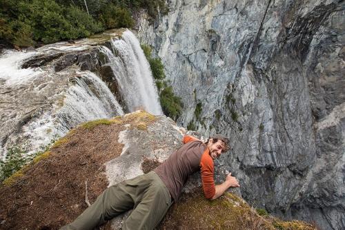 מפלי הונלן העצומים, רכס הרי החוף של קולומביה הבריטית, קנדה - Wild Travel