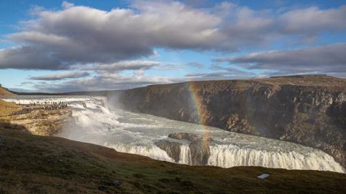 מפל גולפוס, משולש הזהב, החוף הדרומי של איסלנד - Wild Travel