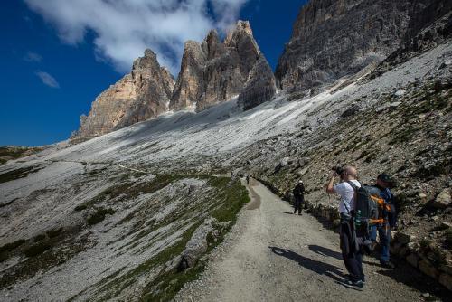 טרה צ'ימנה, דולומיטים איטליה - Wild Travel