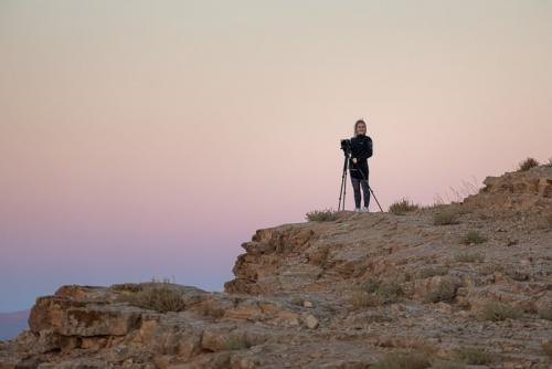 סדנת צילום נוף במכתש רמון - Wild Travel
