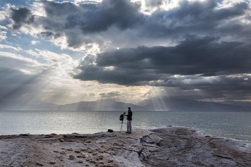 סדנת צילום טבע ונוף בים המלח - Wild Travel