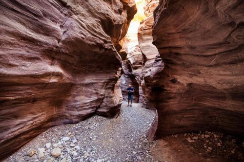 הקניון האדום בהרי אילת - Wild Travel
