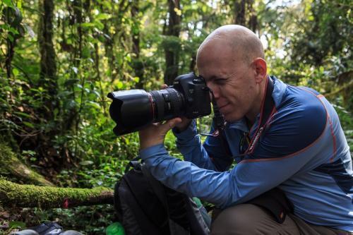 מצלמים ביער הגשם, דרך מצ'אמה - קילימנג'רו, טנזניה - Wild Travel