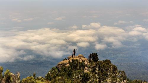 טיפוס לקילימנג'רו בדרך מצ'מה - Wild Travel