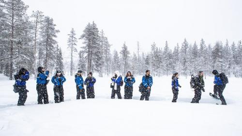 קבוצת לפלנד אדוונצ'ר - Wild Travel