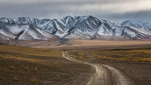 הרי האלטאי במערב מונגוליה - Wild Travel