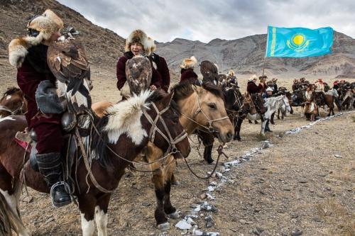 פסטיבל הציידים הקזחים באולגי, מערב מונגוליה - Wild Travel