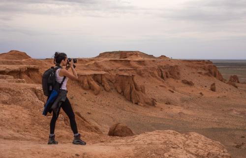 צילום נוף במדבר הגובי בדרום מונגוליה - Wild Travel