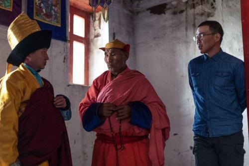 נזירים בודהיסטים בצפון מזרח מונגוליה - Wild Travel